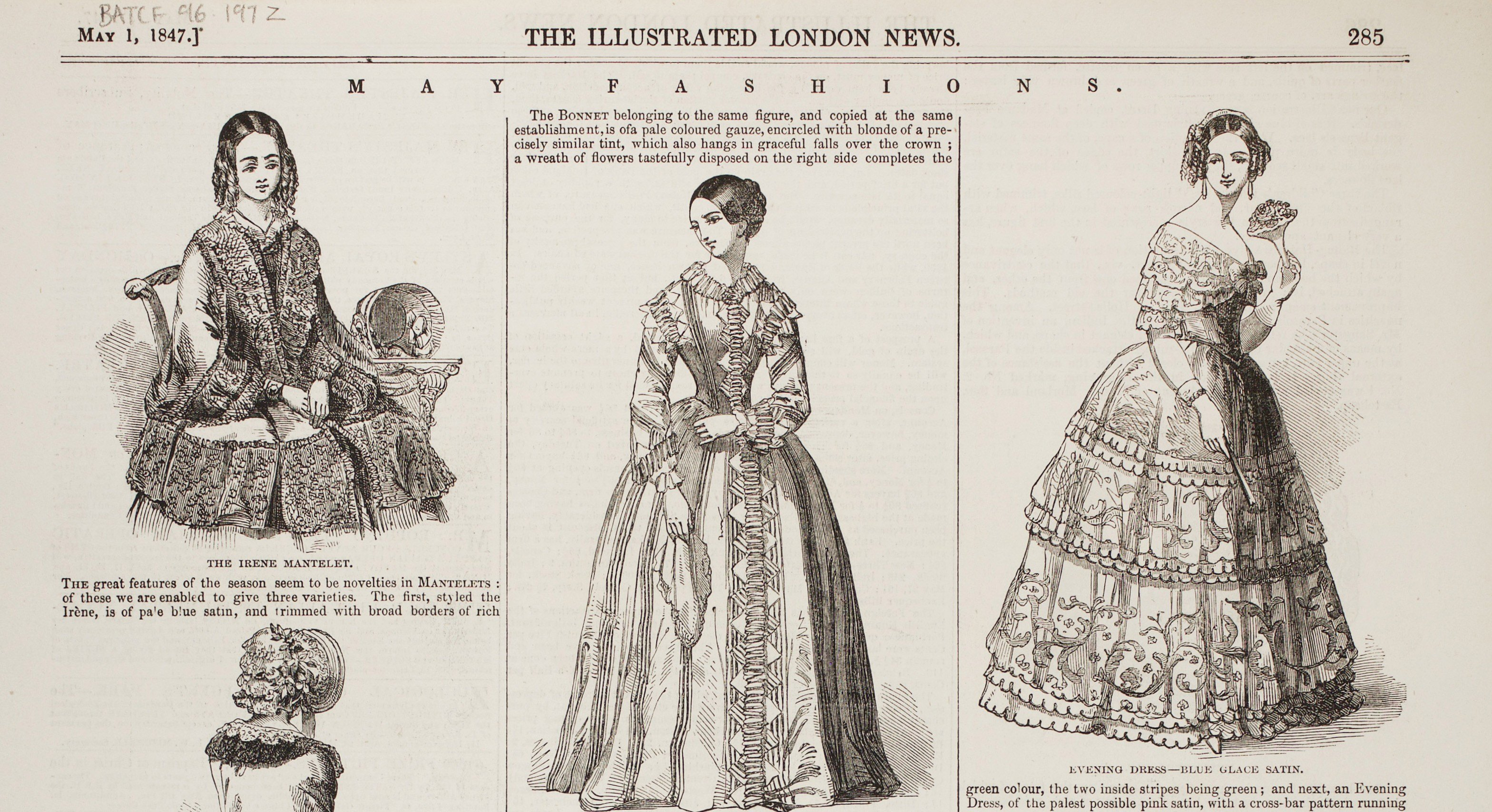 Twilight Talk – Fashion in… The Illustrated London News from