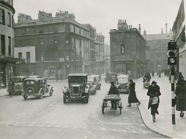 Image: Old Bond Street, Bath