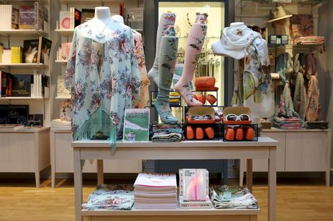The bookshop boasts many titles  some of which are bespoke to the Fashion  Museum Shop   The Fashion Museum. Bath Fashion Museum Gift Shop. Home Design Ideas