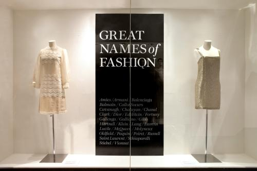 Image: Great Names of Fashion
