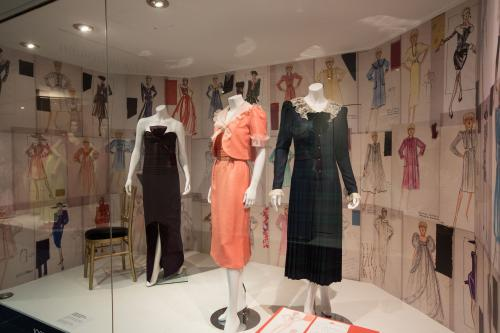 Image: Ensembles designed by Bellville Sassoon for Diana, Princess of Wales