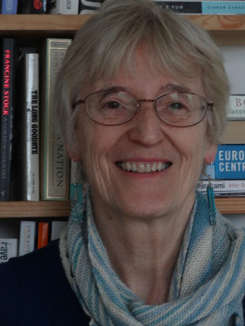 Image: Professor June Hannam