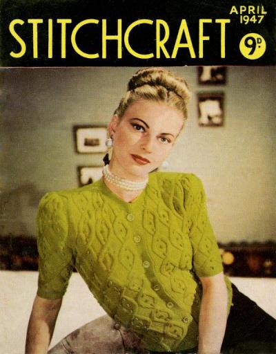 Image: Stitchcraft cover