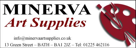 Image: Minerva Art Supplies logo