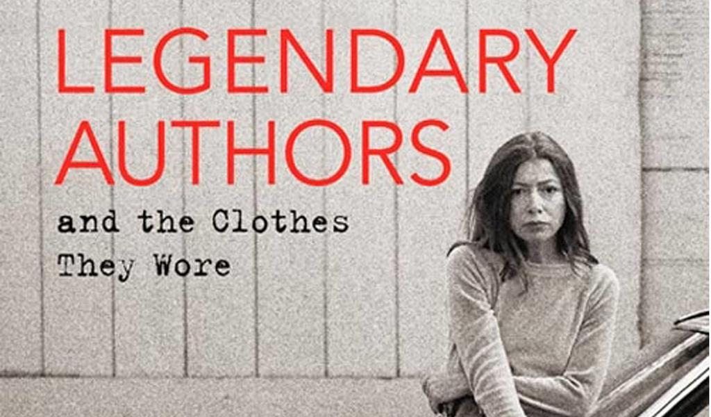 Image: Legendary authors and the clothes they wore