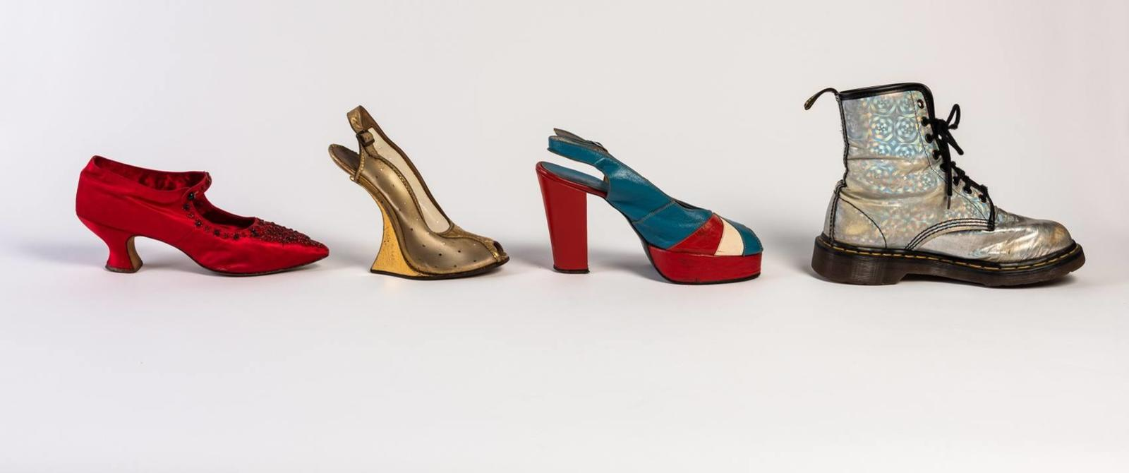 Image: A selection of shoes from Shoephoria!
