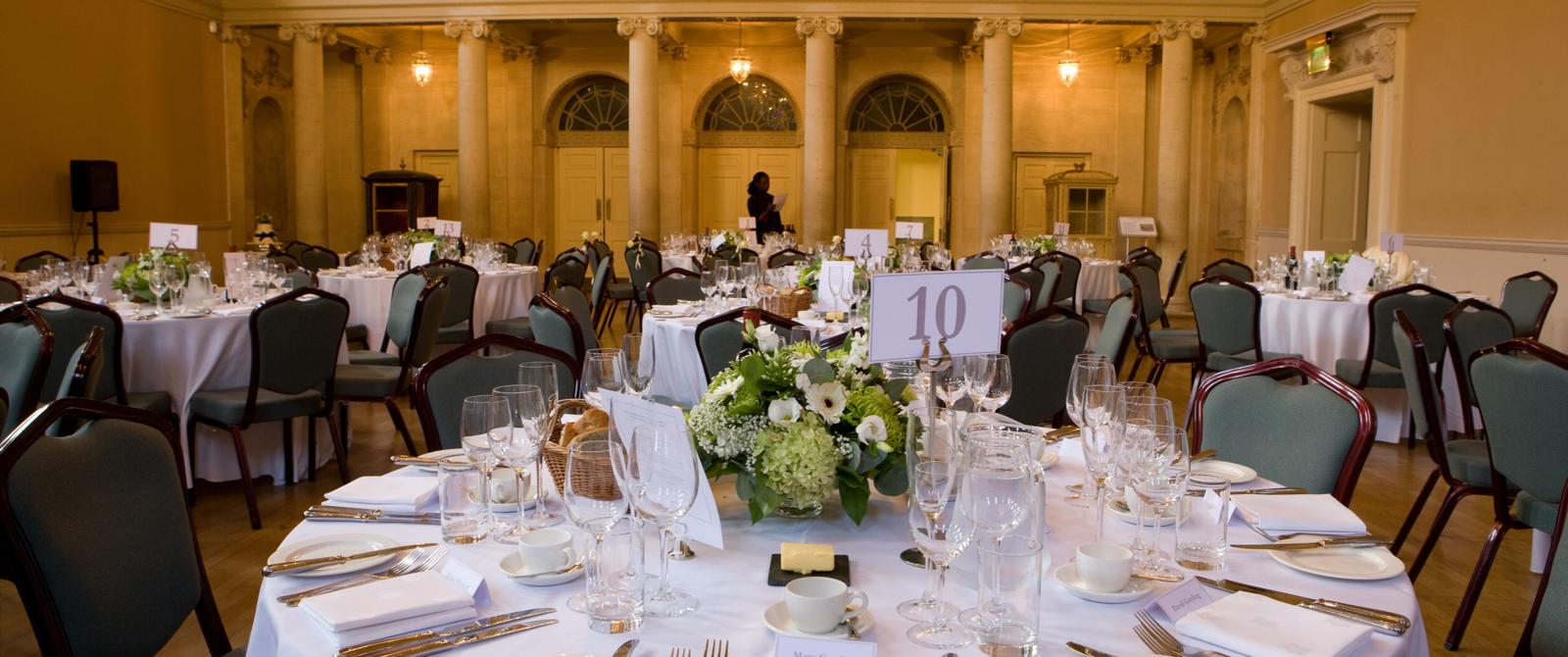 Image: A private event in the Tea Room