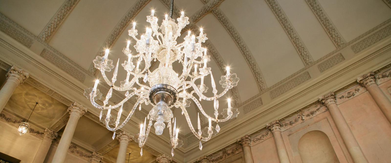 Image: Chandelier, Kristy Field