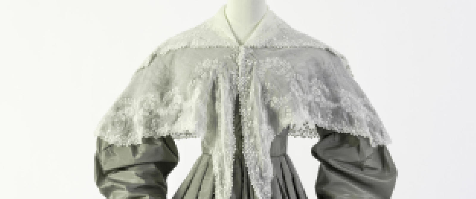 Image: Shawl collar