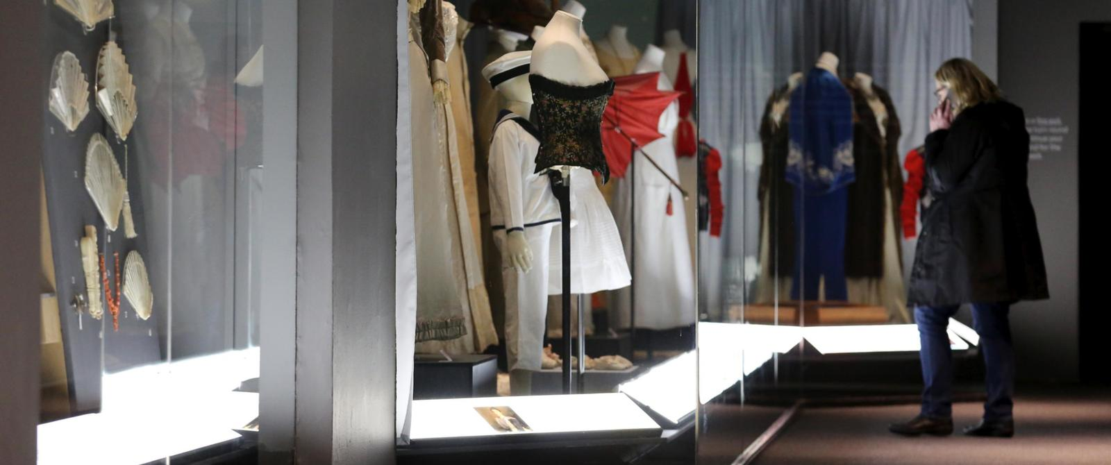Image: Fashion Museum galleries