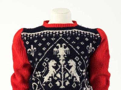 Image: Jumper owned by Pauline Baynes