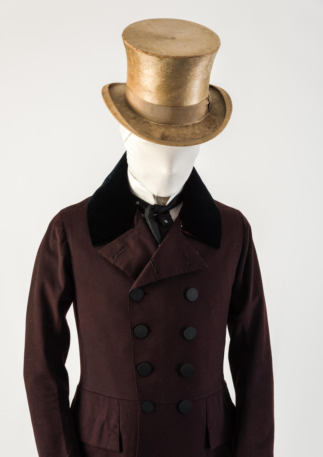 A History Of Fashion In 100 Objects Gallery The Fashion