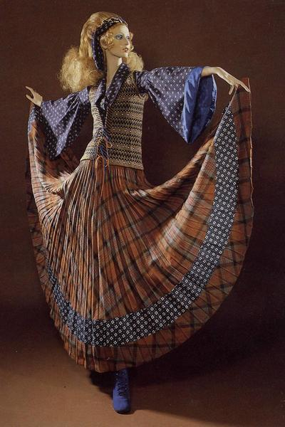Image: Dress of the Year 1970