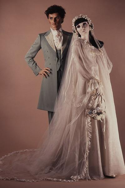 Image: Dress of the Year 1975