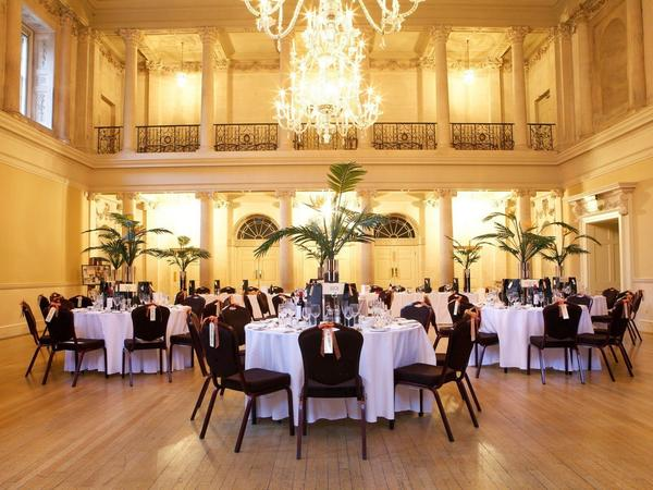 Image: A private event at the Assembly Rooms
