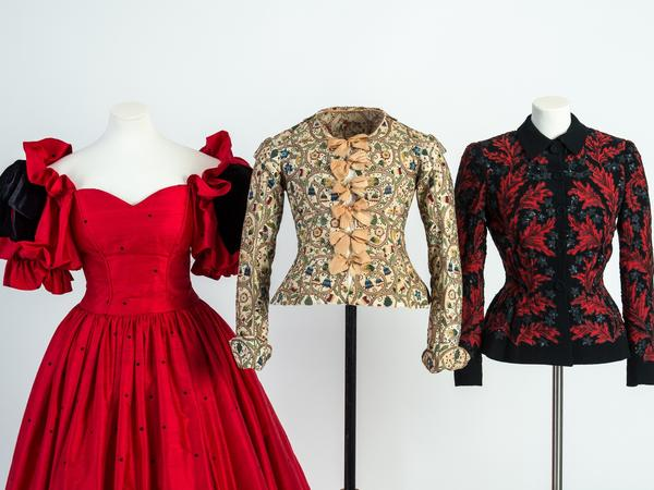 Image: History of Fashion in 100 Objects