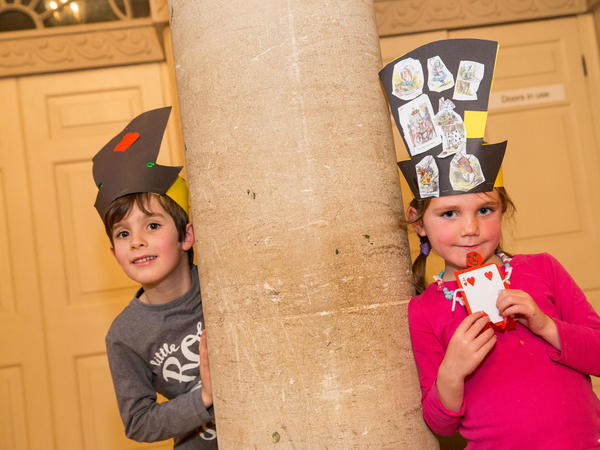 Image: Activity at the Assembly Rooms