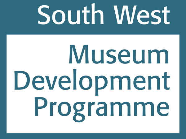 Image: South West Museum Development Programme logo