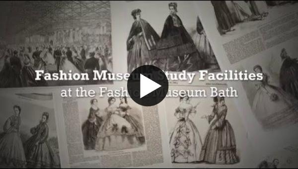 Embedded thumbnail for Fashion Museum Study Facilities