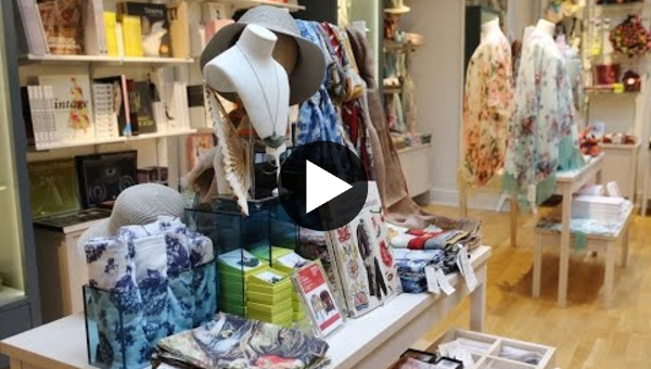 Embedded thumbnail for Three great museum shops
